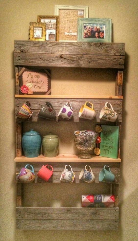 51 cheap and easy home decorating ideas crafts and diy ideas - Ideas para colgar trapos de cocina ...