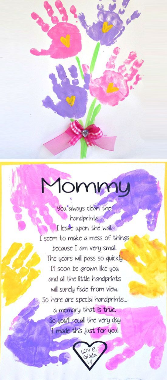 30 Awesome DIY Mothers Day Crafts for Kids to Make ...
