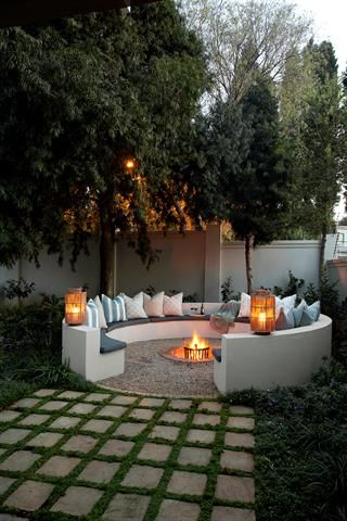 Amazing 50+ DIY pergola and fire pit ideas - Crafts and ...