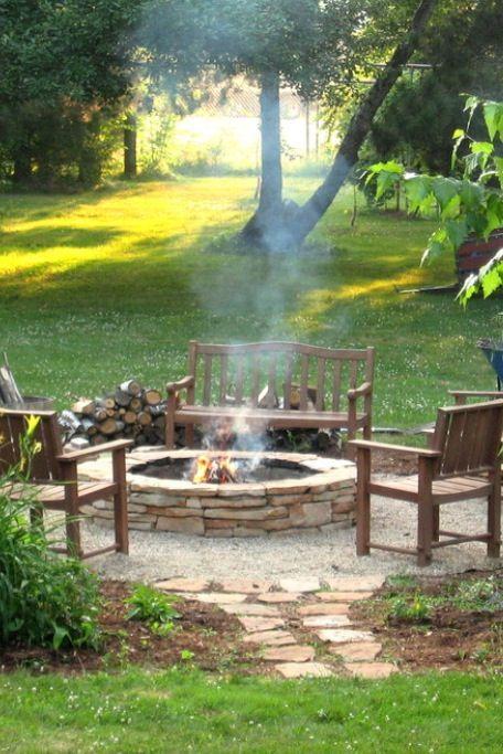Amazing 50+ DIY pergola and fire pit ideas - Crafts and ... on Pergola Fire Pit Ideas id=31785