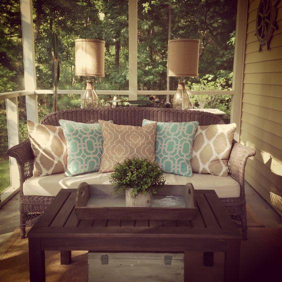 Top 70 Diy Patio And Porch Decor Ideas 2017 Crafts And