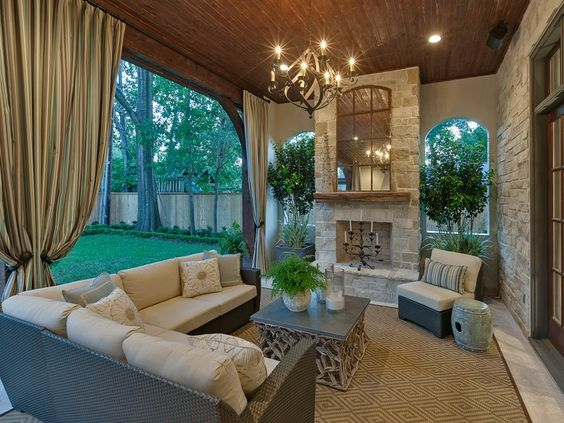 Top 70 DIY Patio and Porch Decor Ideas (2017) - Crafts and ... on Apartment Back Porch Ideas id=18246
