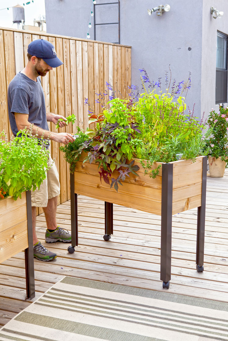 Brilliant 35 DIY Raised Garden Ideas - Crafts and DIY Ideas