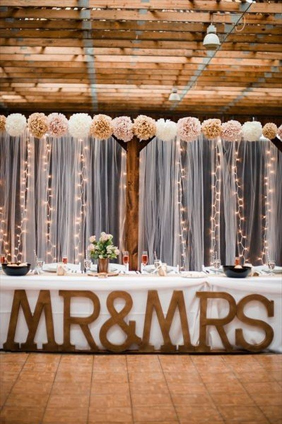 70+ DIY Wedding Decorations That Will Blow Your Mind - Crafts and ...
