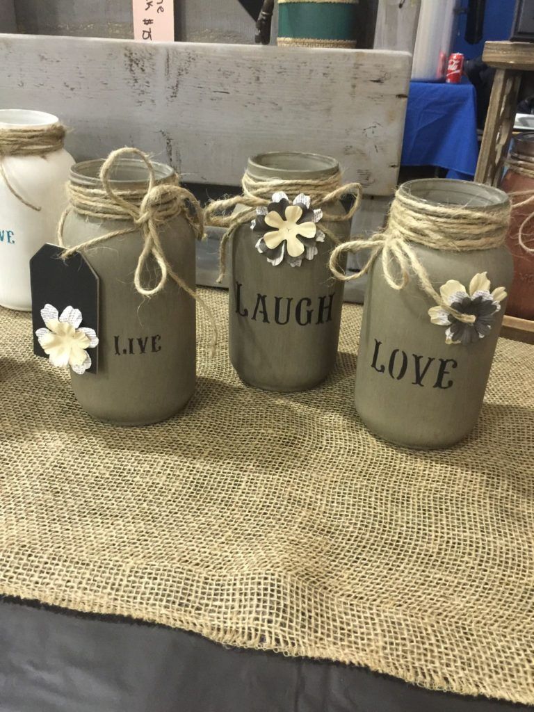 Used Candle Jar Crafts