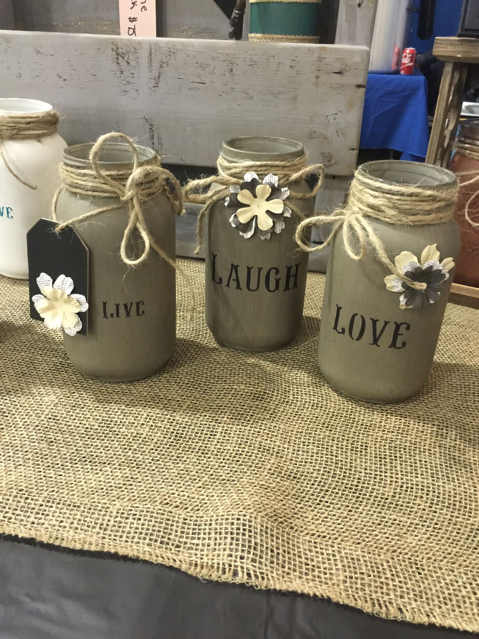 50 cute diy mason jar crafts diy projects for anyone for Crafts made with mason jars
